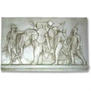 Triumphal Entry Into Babylon - Fiberglass Resin - Outdoor Statue