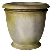 Tully Pot Fiber Stone Resin Indoor/Outdoor Garden Statue/Sculpture