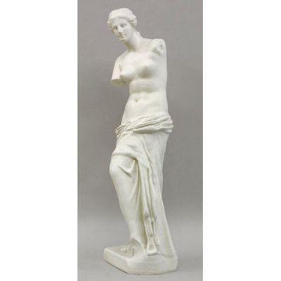 Venus De Milo 40in. High - Carrara Marble Indoor/Outdoor Garden Statue -  - FDS442