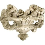 Versailles Planter 13in. - Fiber Stone Resin - Indoor/Outdoor Statue