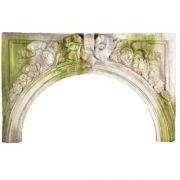 Victorian Arch 34in. - Fiber Stone Resin - Indoor/Outdoor Statue