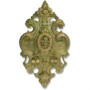 Victorian Crest 50in. - Fiberglass - Indoor/Outdoor Statue