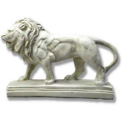 Walking Lion - Fiberglass - Indoor/Outdoor Statue/Sculpture -  - DC389