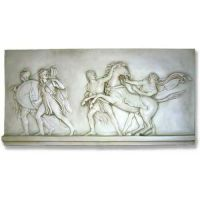 Warriors / Slaves - Fiberglass Resin - Indoor/Outdoor Garden Statue