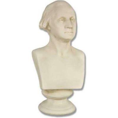 Washington Bust 13in. High - Fiberglass - Indoor/Outdoor Statue -  - F183