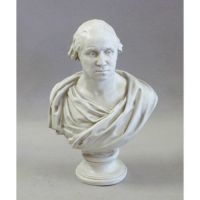 Washington Classical 29in. - Fiberglass - Indoor/Outdoor Statue