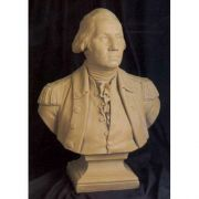 Washington In Uniform 29in. - Fiberglass - Indoor/Outdoor Statue
