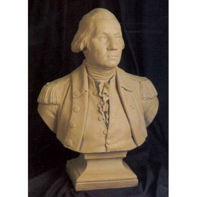 Washington In Uniform 29in. - Fiberglass - Indoor/Outdoor Statue -  - F182