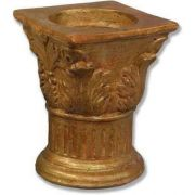 Wedding Capital Candleholder - Fiberglass - Outdoor Statue