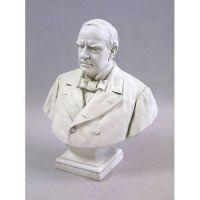 William Mckinley 29in. Fiberglass Indoor/Outdoor Garden Statue