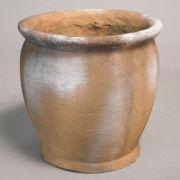 Williams Pot 10 In. Fiber Stone Resin Indoor/Outdoor Statue/Sculpture