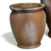 Williams Pot 9 Inch Fiber Stone Resin Indoor/Outdoor Statue/Sculpture