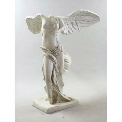 Winged Victory Giant 72in. Nike - Fiberglass - Outdoor Statue -  - F269