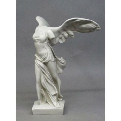 Winged Victory (Nike)20in. - Fiberglass - Indoor/Outdoor Statue -  - F45