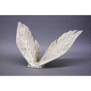 Wings 10in. - Fiberglass - Indoor/Outdoor Statue/Sculpture