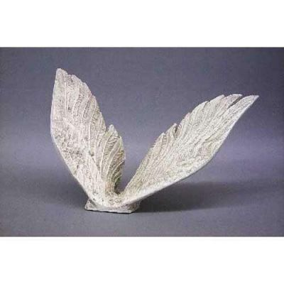 Wings 10in. - Fiberglass - Indoor/Outdoor Statue/Sculpture -  - F9349