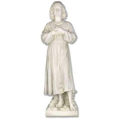 Young Jesus 60 Inch Fiberglass Indoor/Outdoor Statue/Sculpture -  - F7213