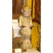 Faunus Offering - Fiberglass Indoor/Outdoor Garden Statue