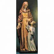 ST. ANNE AND CHILD 5' - Fiberglass Indoor/Outdoor Garden Statue