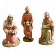 Three Kings - Fiberglass Indoor/Outdoor Garden Statue
