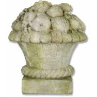 Astor Basket 21in. High  Fiberglass Indoor/Outdoor Garden