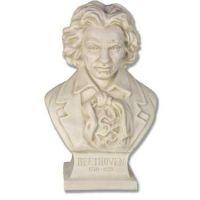 Beethoven - Fiberglass - Indoor/Outdoor Garden Statue/Sculpture
