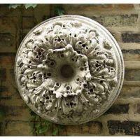 Bitner Estate Medallion 18in. Fiberglass Indoor/Outdoor Garden