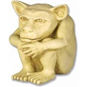Dedo The Gargoyle 9in. Fiberglass Indoor/Outdoor Garden