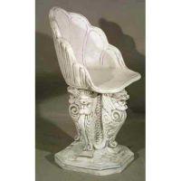 Garden Chair Fiberglass Indoor/Outdoor Garden