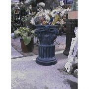Griffin Capital Pedestal Fiberglass Indoor/Outdoor Garden