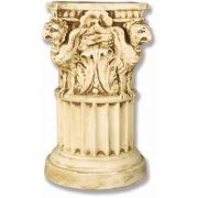 Griffin Pedestal Planter Fiberglass Indoor/Outdoor Garden