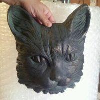 KUSHY CAT Fiberglass Indoor/Outdoor Garden