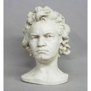 Ludwig Van Beethoven Life Mask Fiberglass Indoor/Outdoor Garden