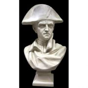 Napoleon Bust 33in. Fiberglass Indoor/Outdoor Garden