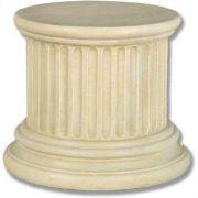 Noah Pedestal 9in. Fiberglass Indoor/Outdoor Garden