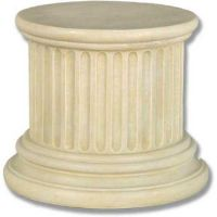 Noah Pedestal 9in. Fiberglass Indoor/Outdoor Garden