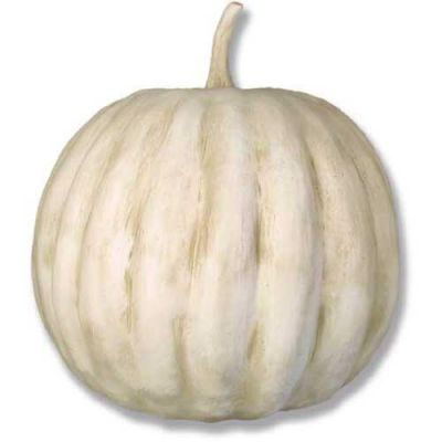 Pumpkin 14in. Fiberglass Indoor/Outdoor Garden -  - F7878-14