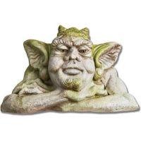 Sill Gargoyle 10in. Fiberglass Indoor/Outdoor Garden