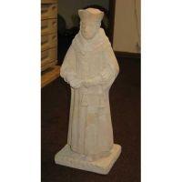St. Thomas Moore 24in. Fiberglass Indoor/Outdoor Garden Statue
