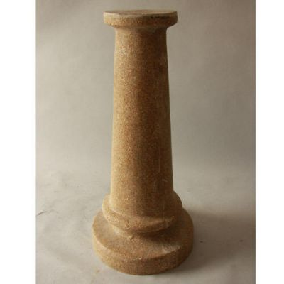 Trish Birdbath BASE Fiber Stone Resin Indoor/Outdoor Statuary -  - FS8635B