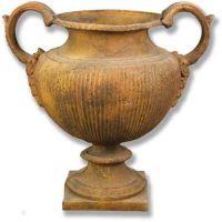 Trofeo Urn Lg 28in. Fiberglass Indoor/Outdoor Garden