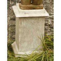 Vendi Pedestal 24in. Fiberglass Indoor/Outdoor Garden