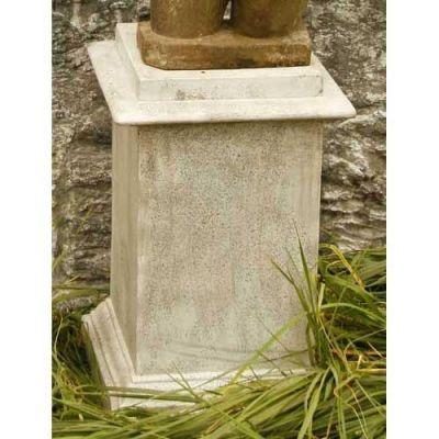 Vendi Pedestal 24in. Fiberglass Indoor/Outdoor Garden -  - F8298