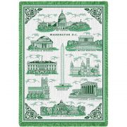 Washington DC Blanket 48x69 inch