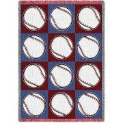 Softballs Blanket 48x69 inch