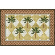 Colonial Palms Placemat 18x13 inch