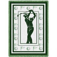 Men's Golf Hunter Blanket 48x69 inch