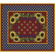 Sunflowers Splendor Placemat 18x13 inch