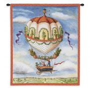 Gardeners Wall Tapestry 27x34 inch