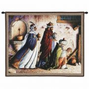 Three Kings Wall Tapestry 32x26 inch